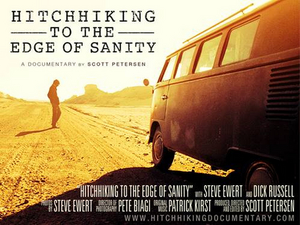 VIDEO: Watch the Trailer for HITCHHIKING TO THE EDGE OF SANITY