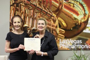 Las Vegas Philharmonic Earns Spotlight Award of Excellence