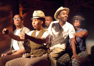 Original Cast of the Fountain Theatre's THE BALLAD OF EMMETT TILL Reunites for Online Reading
