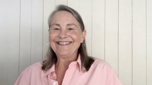 Cherry Jones Talks the Importance of the Black Lives Matter Movement, Her Role on SUCCESSION, and More on Backstage LIVE With Richard Ridge