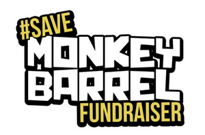Save Monkey Barrel Fundraiser Announced