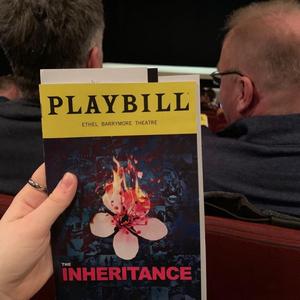 BWW Blog: The Inheritance, Hillary, and Me