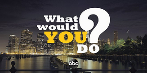 New Episode Of ABC's WHAT WOULD YOU DO? Explores Anti-Vaccine Sentiment