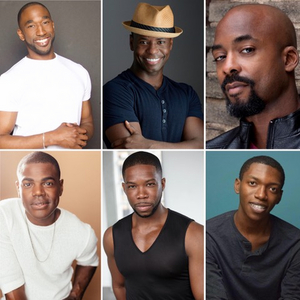 Anthony Wayne, James T. Lane, Terence Archie and More Create 'Black Broadway Men'