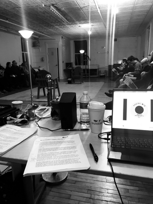 BWW Blog: Working as a Professional Stage Manager at 20