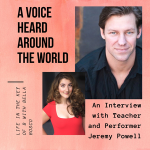 BWW Blog: A Voice Heard Around The World - An Interview with Jeremy Powell