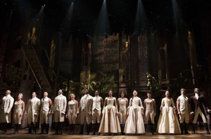 HAMILTON Cast Recording Hits 29th Week in the Top 10 of the Billboard 200