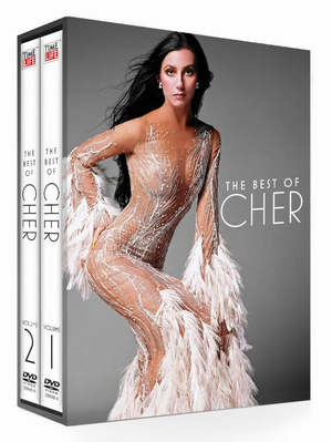 THE BEST OF CHER DVD Collection to be Released in September