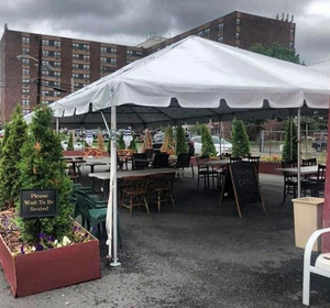 BWW Review: NANCY'S TOWNEHOUSE in Rahway NJ – A Taste of Italy and More with Wonderful Al Fresco Dining