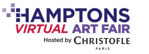 Hamptons Virtual Art Fair Hosted by Christofle Opens with Art Patron Opening Night Preview