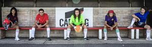 SQUAD GOALS Will Premiere at Dagenham and Redbridge FC