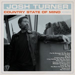 Josh Turner Teams Up With Country Music Legends for New Album COUNTRY STATE OF MIND
