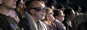 BWW Interview: Jonathan Suffolk Talks Smart Caption Glasses and Accessibility