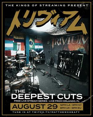 Trivium Announce 'The Deepest Cuts' Livestream