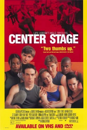 The Cast of CENTER STAGE Reunites to Raise Money for Artists