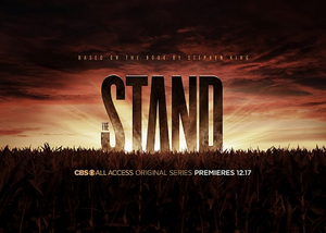 CBS All Access' Limited Event Series THE STAND to Premiere on Thursday, Dec. 17
