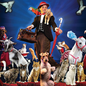 Popovich Comedy Pet Theater Comes to Thrasher-Horne Center