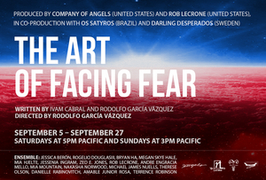 THE ART OF FACING FEAR Comes to the US With All-New American Cast