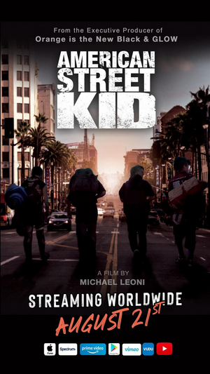 BWW Review: AMERICAN STREET KID by Writer/Director Michael Leoni