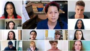 VIDEO: Phillipa Soo, Jenn Colella, Nikki M. James and More Sing 'How Long' From SUFFRAGIST