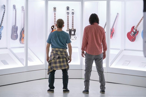 Gibson Is The Official Guitar Brand Of BILL & TED FACE THE MUSIC