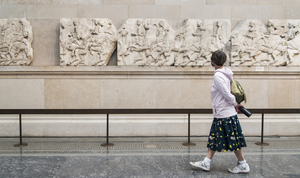 British Museum Reopens After 163 Days of Closure