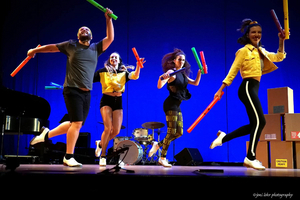 DrumatiX to Perform at the 2020 KeyBank Rochester Fringe Festival