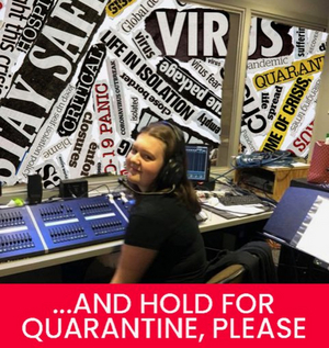 BWW Blog: ...And Hold for Quarantine, Please!