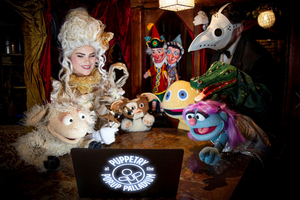 New Virtual Puppet Theatre 'Pop Up Palladium' Launches to Support Puppeteers Across the Arts Industry