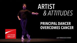 VIDEO: Colorado Ballet Principal Dancer Overcomes Cancer