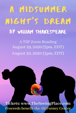 BWW Interview: Erin Cronican, Brandon Walker, And Dan Mack live streaming performances of A MIDSUMMER NIGHT'S DREAM at The Seeing Place