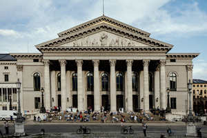 500 Audience Members Can Now Attend Nationaltheater September Productions