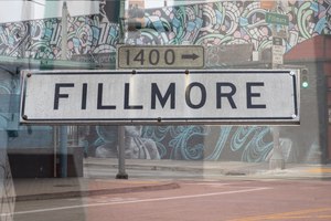 Theatre Rhinoceros Presents THE FILLMORE Online