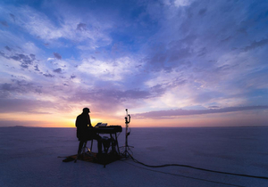 Pianist Holly Bowling Embarks on Groundbreaking Wilderness Livestream Tour