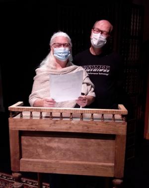 Hatbox Theatre Presents A. R. Gurney's LOVE LETTERS