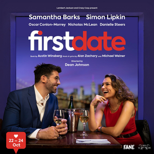 Crazy Coqs Virtual Production Of FIRST DATE Will Star Samantha Barks and Simon Lipkin