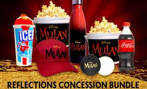El Capitan Theatre Releases New, To-Go, Live-Action MULAN Concessions
