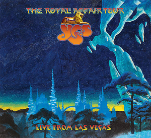 YES to Release 'The Royal Affair Tour' Album