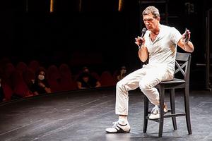 Antonio Banderas prepara una nueva producción musical