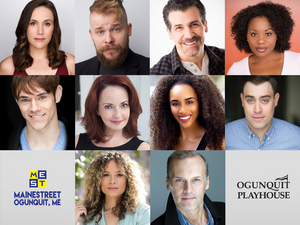 Ogunquit Playhouse Announces BROADWAY GIVES BACK TO THE PLAYHOUSE Featuring Nicole Vanessa Ortiz and More