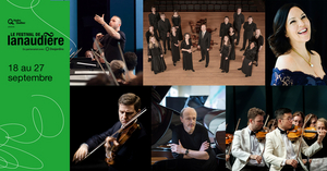 Festival De Lanaudiere is Back For Six Indoor Concerts In September