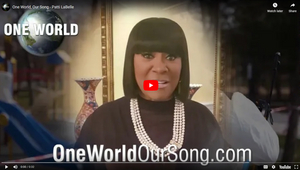 Patti LaBelle Joins ONE WORLD 'Celebrity Circle'