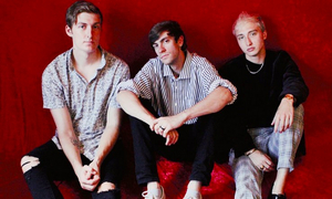 Happy. Premiere New Single and Lyric Video for 'Liarliar'