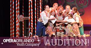 Opera Orlando Youth Company Announces 2020-21 Season Auditions