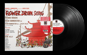 Original Cast Recording of FLOWER DRUM SONG Released Today as 2-LP Set