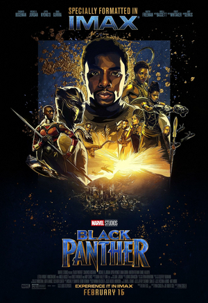 BLACK PANTHER is the Biggest Airing of a Feature Film on Broadcast Television Since FROZEN
