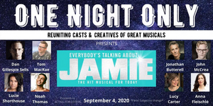 BWW Review: ONE NIGHT ONLY PRESENTS...EVERYBODY'S TALKING ABOUT JAMIE