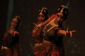 Australian Indian dance Company Lingalayam Presents Pancha Nadais, Directed by Anandavalli