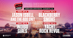 Live Nation Announces Next Round of 'Live From the Drive-In' Concerts