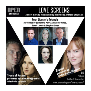 BWW Review: LOVE SCREENS, Open Ealing Online